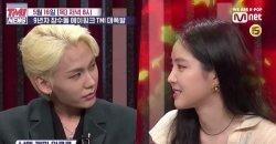 อิลฮุน BTOB และ ซนนาอึน Apink ได้พูดถึงมิตรภาพ 10 ปี ของทั้งคู่