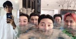พัคฮยองซิก เผยว่า วี BTS, พัคซอจุน และ ชเวอูซิก คือที่หลบภัยของเขา