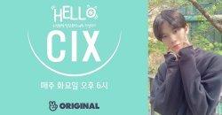 แบจินยอง และ CIX จะทักทายแฟนๆ ผ่านรายการเรียลลิตี้โชว์ พรีเดบิวท์ V Live
