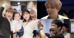 อีฮงกิ และ อีแจจิน FTISLAND ทำเซอร์ไพรส์ใหญ่ จ่ายค่าเทอมให้ลูกชายของ มินฮวาน