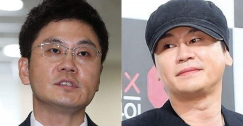 ยางมินซอก น้องชายของ ยางฮยอนซอก ประกาศลาออกจาก CEO ของ YG แล้ว