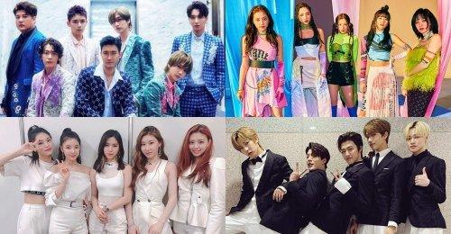 Red Velvet, ITZY, NCT Dream และอีกมากมาย จะทำการแสดงในงาน 2019 K-World Festa