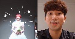 จีโอ MBLAQ และคู่หมั้นชเวเยซึล ไปเลือกชุดสำหรับงานแต่งงานของพวกเขา
