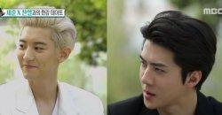 เซฮุน ชานยอล เผยเรื่องราวเบื้องหลังการฟอร์มวง + เลือกสมาชิก EXO ที่หล่อที่สุด!