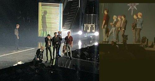 ดูเหมือนว่า แฟนๆ กำลังอิจฉา เจ้าหนูตัวน้อย ที่ปรากฏตัวในงานคอนเสิร์ตของ EXO