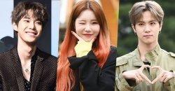 มีรายงานว่า โดยอง NCT จูอี MOMOLAND คิมดงฮัน จะไปบุกป่า ใน Law Of The Jungle!