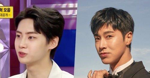 อีจินฮยอก UP10TION ปลื้มยุนโฮ TVXQ + เล่าถึงตอนที่บังเอิญเจอยุนโฮในห้องน้ำ