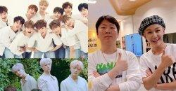 ควอนแจซึง พูดถึงการอยู่เบื้องหลัง Wanna One ASTRO + เลือกไค EXO ร็อกกี้ ASTRO เป็นนักเต้นที่ดีที่สุด