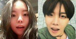 ชาวเน็ตชี้ให้เห็นถึงความคล้ายคลึงกันระหว่าง 'เจโฮป BTS' และพี่สาวของเขา!