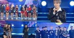 รวมรายชื่อของผู้ชนะในงาน 2019 Soribada Best K-Music Awards วันที่ 1