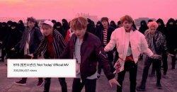 เพลง Not Today กลายเป็นเพลงที่ 10 ของ BTS ที่มียอดวิว 350 ล้านวิวแล้ว!