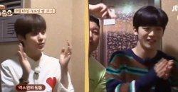 คิมอูซอก คิมโยฮัน X1 ทำให้คนในเมืองประหลาดใจใน Let's Eat Dinner Together