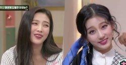 จอย Red Velvet เปิดเผยว่าทำไมเธอร้องไห้ต่อหน้าเยอิน Lovelyz