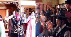 ปาร์คจีฮุน โชว์เต้น Pick Me ในเบื้องหลัง Flower Crew พี่ ๆ ยกกล้องรอถ่ายเพียบ!