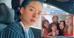 เพื่อนของ แอมเบอร์ แชร์คลิป ที่เธอกำลังสนุกกับเพลง Umpah Umpah ของ Red Velvet