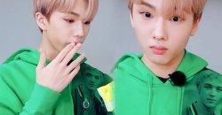 จีซอง NCT Dream สะดุดกึก! หลังกำลังทานขนม แต่เหล็กจัดฟันดันหลุด!