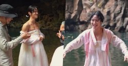 จางดงยุน โชว์ให้เห็นกล้ามเนื้อช่วงไหล่สุดเซ็กซี่ใน Tale Of Nok-Du