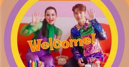 แจ็คสัน GOT7 และ Stephanie Poetri ร้องเพลง I Love You 3000 ใน MV สุดหวาน