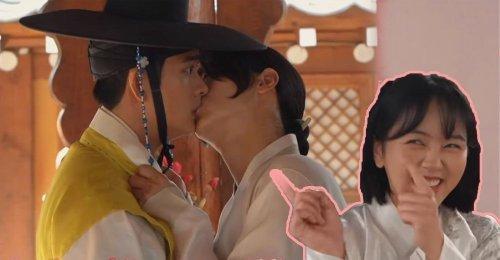 จางดงยุน และ คังแทโอ จูงมือเข้าฉากจูบ ใน The Tale Of Nokdu + ทำเขินทั้งกองถ่าย!