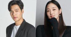 อีมินโฮ และ คิมโกอึน เดินหน้า เปิดกล้องซีรีส์แฟนตาซีดราม่าเรื่องใหม่แล้ว!