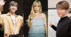 30 อันดับ ไอดอล K-POP ที่มีอิทธิพลต่อชื่อเสียงของแบรนด์ประจำเดือนตุลาคม