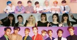 30 อันดับ ไอดอลกรุ๊ป K-POP ที่มีอิทธิพลต่อชื่อเสียงของแบรนด์ประจำเดือนตุลาคม