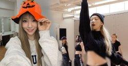 แทยอน Girls' Generation สร้างแรงบันดาลใจ ในคลิปซ้อมเต้นเพลงใหม่ Spark