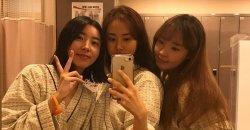 4Minute รวมตัว พากันไปตรวจสุขภาพ + ขอให้แฟนๆ มีสุขภาพที่ดี