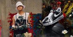 Nike ประกาศร่วมงานกับ จีดราก้อน BIGBANG เป็นกิจกรรมแรกหลังปลดประจำการ