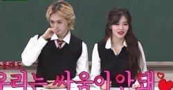 ฮยอนอา และ DAWN เยือนรายการ Ask Us Anything ด้วยประกายสีชมพู