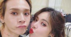 ชาวเน็ตแสดงความเห็นเชิงบวกต่อการคัมแบ็กของ ฮยอนอา (HyunA) และ Dawn
