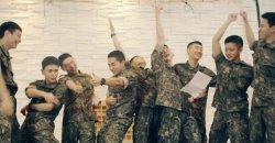 ไอดอลทหารเกณฑ์ EXO SHINee INFINITE BTOB และอื่น ๆ โชว์พลังของทหารหนุ่มในเพลงใหม่กองทัพ
