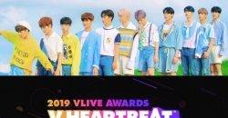 X1 จะเข้าร่วม V Live Awards Show V HEARTBEAT ตามกำหนดการของพวกเขา