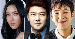 ฮวาซา, จอนฮยอนมู และ พีโอ จะเป็น MC งาน 2019 MBC Entertainment Awards