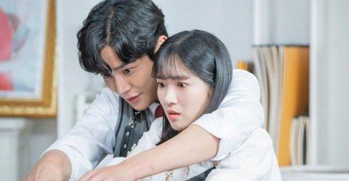 ฮารุ (โรอุน SF9) ไม่สามารถปิดบังความชอบที่เขามีต่ออึนดันโอ (คิมฮเยยุน) ได้ ใน Extraordinary You