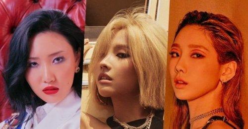 30 อันดับสมาชิกวงเกิร์ลกรุ๊ปเกาหลีที่มีอิทธิพลต่อชื่อเสียงของแบรนด์เดือนพฤศจิกายน