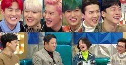 คิมกูรา ลั่น EXO เป็นวงตลกแบบนี้ตลอดเลยหรอ? ในตัวอย่างรายการ Radio Star