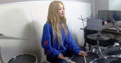 ยูคยอง อดีตเมมเบอร์วง AOA โชว์สกิลตีกลอง เพลง Come See Me ของ AOA