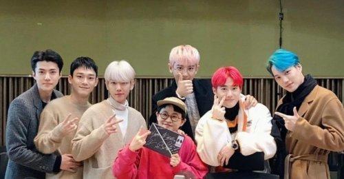 สมาชิก EXO ถูกขอให้เลือกใบหน้าของสมาชิกในวงที่อยากได้ถ้าต้องเกิดใหม่