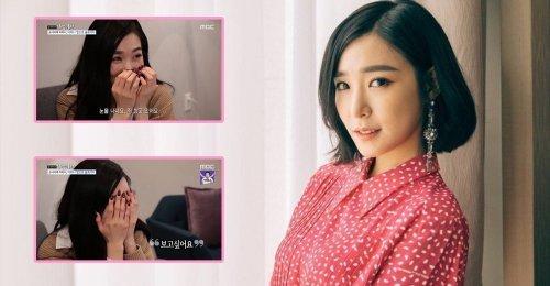 ทิฟฟานี่ ยัง ถึงกับน้ำตานอง หลังได้ดู ข้อความสนับสนุนของเมมเบอร์ Girls' Generation