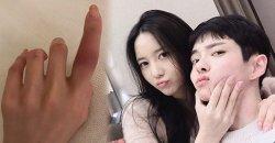 ฮันซอฮี ระบุว่า จองดาอึน ใช้ความรุนแรง และเหยียดหยามเธอ + เผยรอยช้ำที่มือและแขน