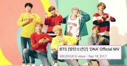 BTS กลายเป็นศิลปินบอยกรุ๊ป K-POP กลุ่มแรกที่มียอดวิว MV ทะลุ 900 ล้านวิว!