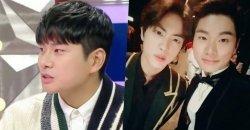 อียีคยอง เล่าเรื่องราวมิตรภาพระหว่างเขาและจิน BTS