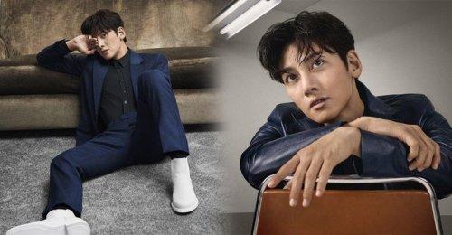 จีชางอุค ถูกเลือกให้เป็นแอมบาสเดอร์ระดับโลกของ Calvin Klein