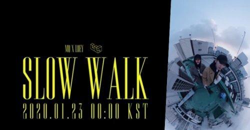 mq x ชานยอล EXO ปล่อย MV Teaser สำหรับ Slow Walk ออกมาแล้ว