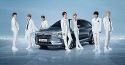 BTS คอนเฟิร์ม กลับมาเป็นแอมบาสเดอร์ระดับโลกของ Hyundai Motors อีกครั้ง