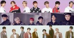 30 อันดับ ไอดอลบอยกรุ๊ปเกาหลี ที่มีอิทธิพลต่อชื่อเสียงของแบรนด์ ประจำเดือนกุมภาพันธ์