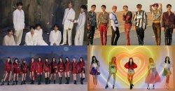 BTS, SuperM และอีกมากมาย ติดอันดับสูงใน World Albums Chart ของ Billboard