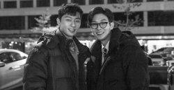 ปาร์คซอจุน ขอบคุณ ชเวอูชิก ที่ส่งรถบรรทุกกาแฟมากองถ่าย Itaewon Class