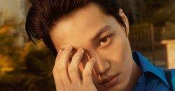 ไค EXO โชว์ความมีเอกลักษณ์ด้วย Gucci ใน GQ Korea